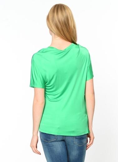 GIZIA Bluz Yeşil